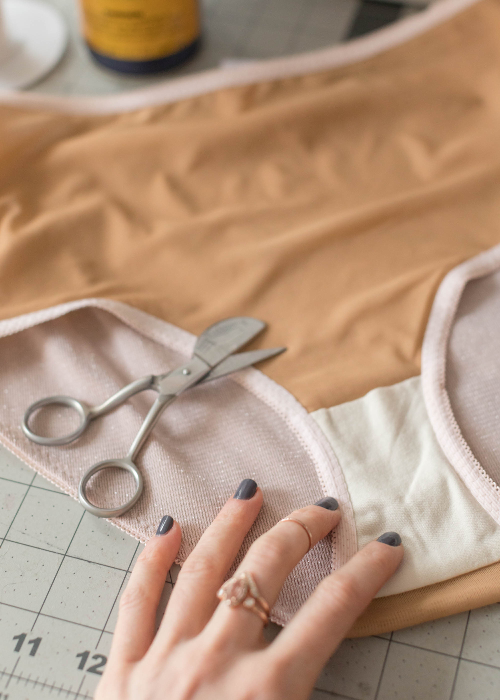 crotch lining
