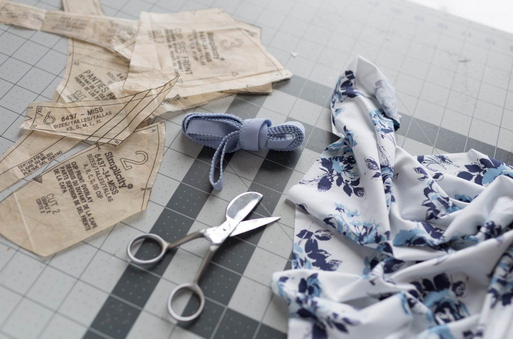 Back To (Bra) Basics: How To Sew Elastic