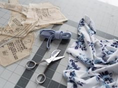 how to sew elastic
