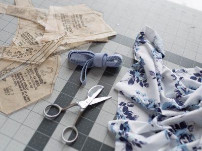 Back To (Bra) Basics: How To Sew Elastic