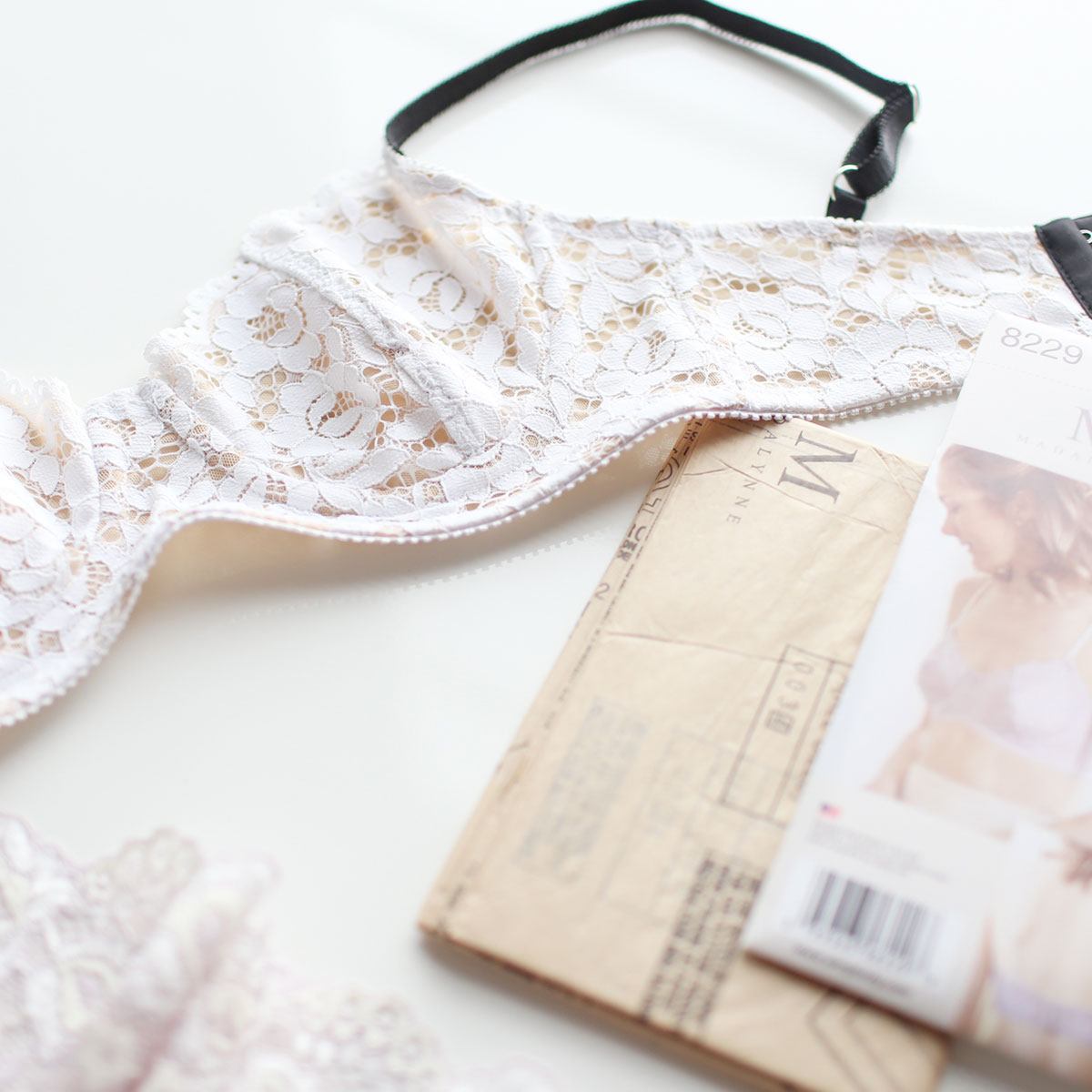 Bra Sewing Patterns Magnificent Decorating