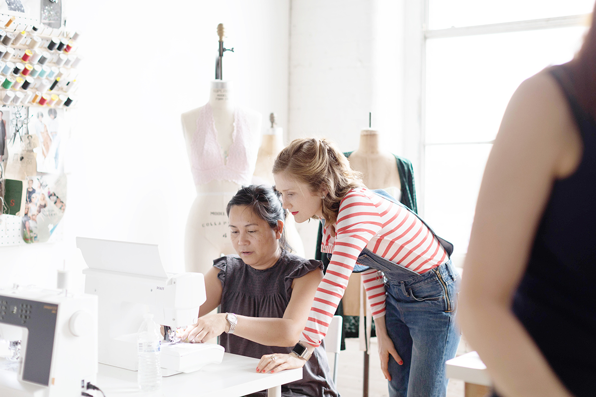 how to sew a bra