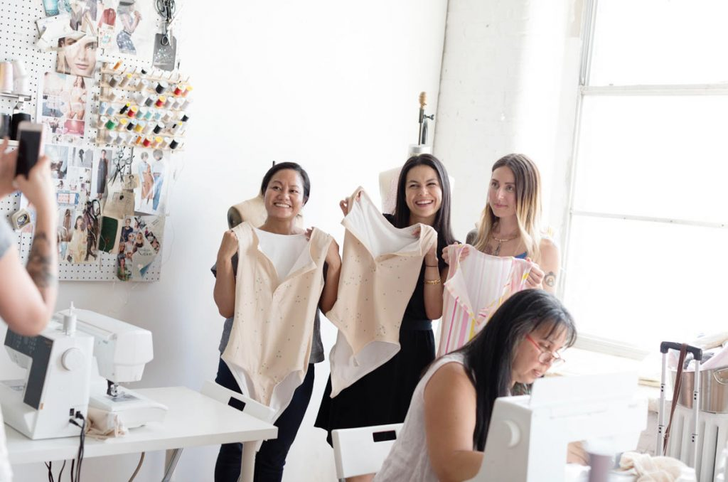 Recap: Bodysuit Workshop with Madalynne
