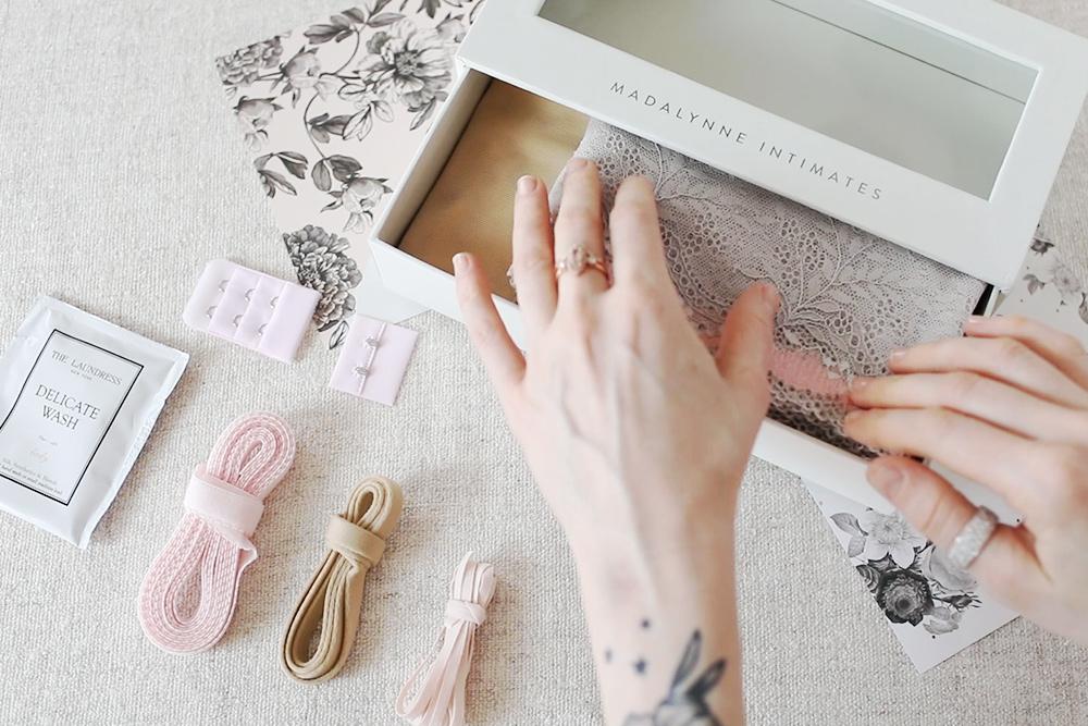 diy bra making sewing kit