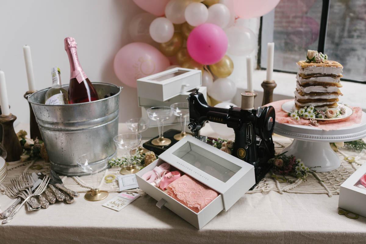diy bachelorette party