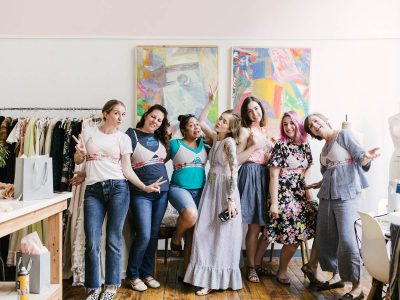 Learning How To Make a Bra in One Day: Bra Making with Madalynne Recap