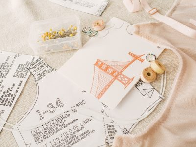 Attention Cali Folks! Sign up for Bra Making with Madalynne in San Francisco