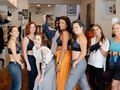 Bra Making with Madalynne Takes Local Lingerie Boutique, Expect Lace
