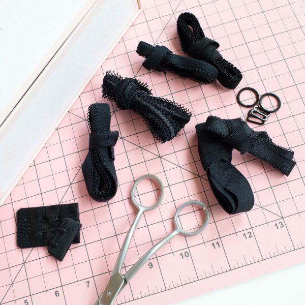bra making elastic by Madalynne Intimates