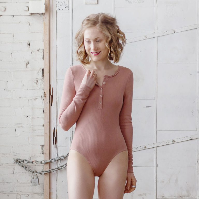 bodysuit sewing pattern by Madalynne Intimates I Lingerie to buy and sew!