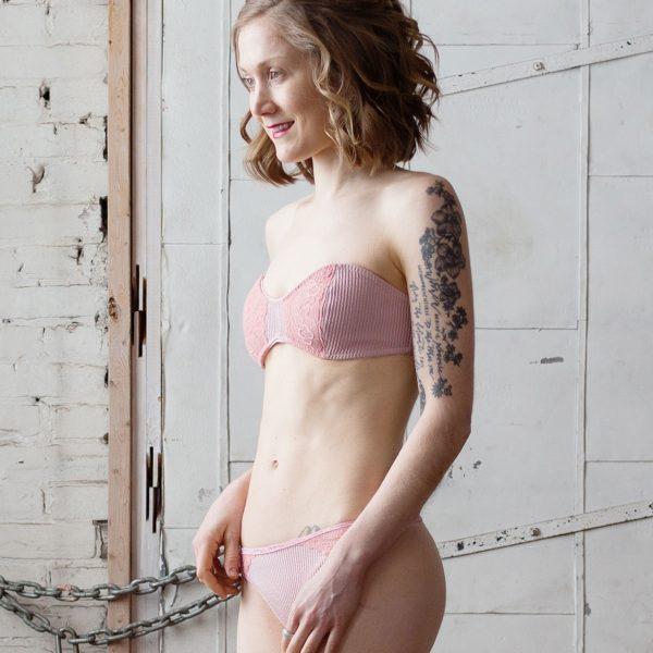 strapless bra pattern