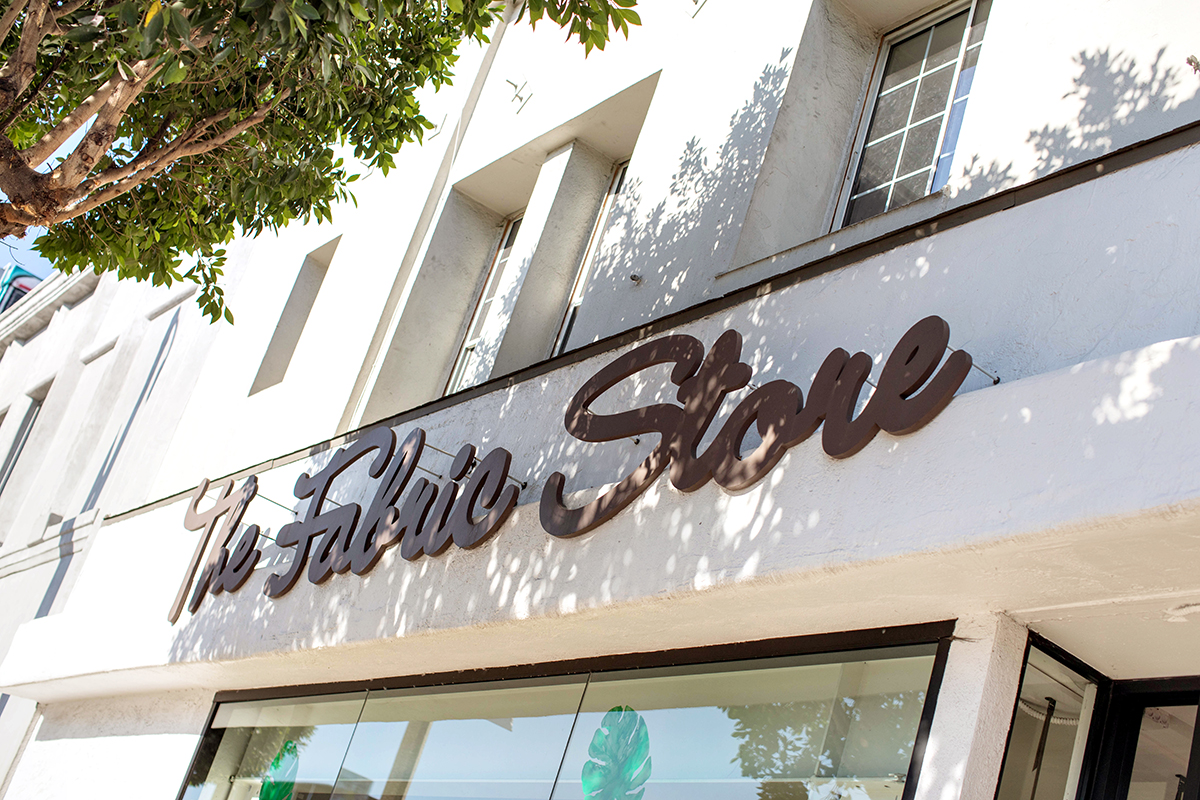 the fabric store los angeles