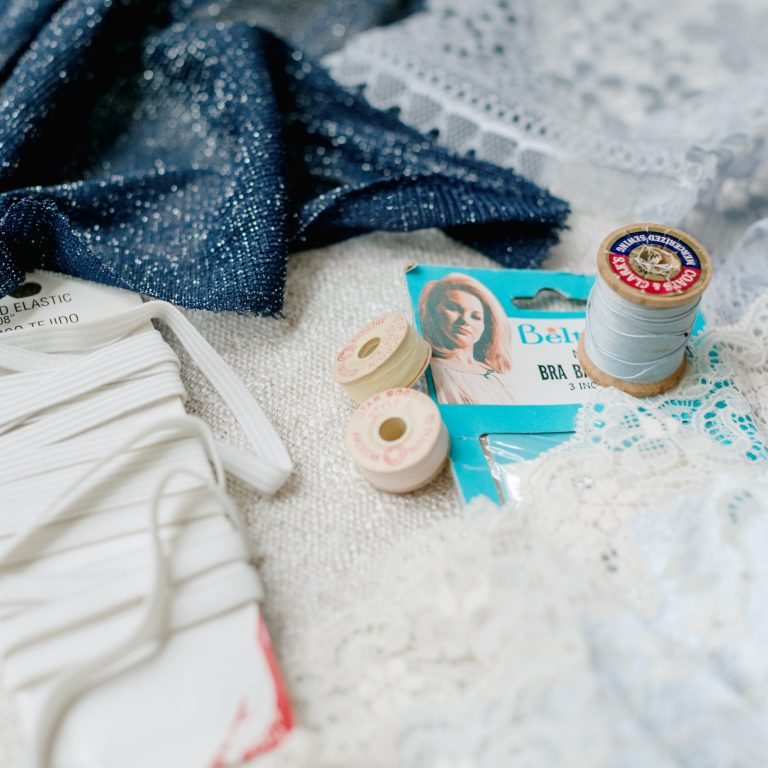 how to sew a bralette