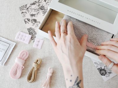 diy bra making and lingerie sewing kit