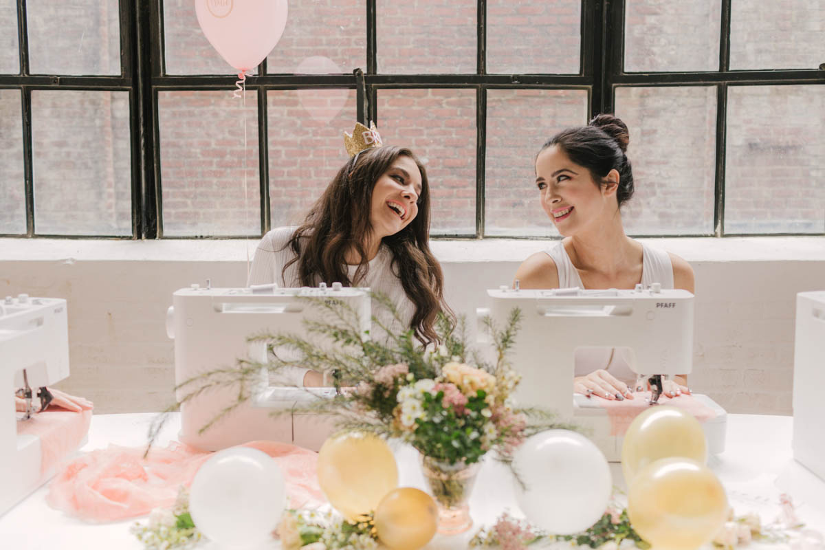diy bachelorette party