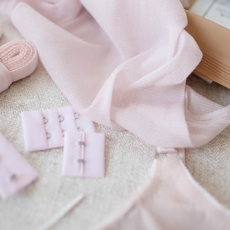 Madalynne X Simplicity 8711 Underwire Bralette Sewing Kit  Blush Pink b1b34b174