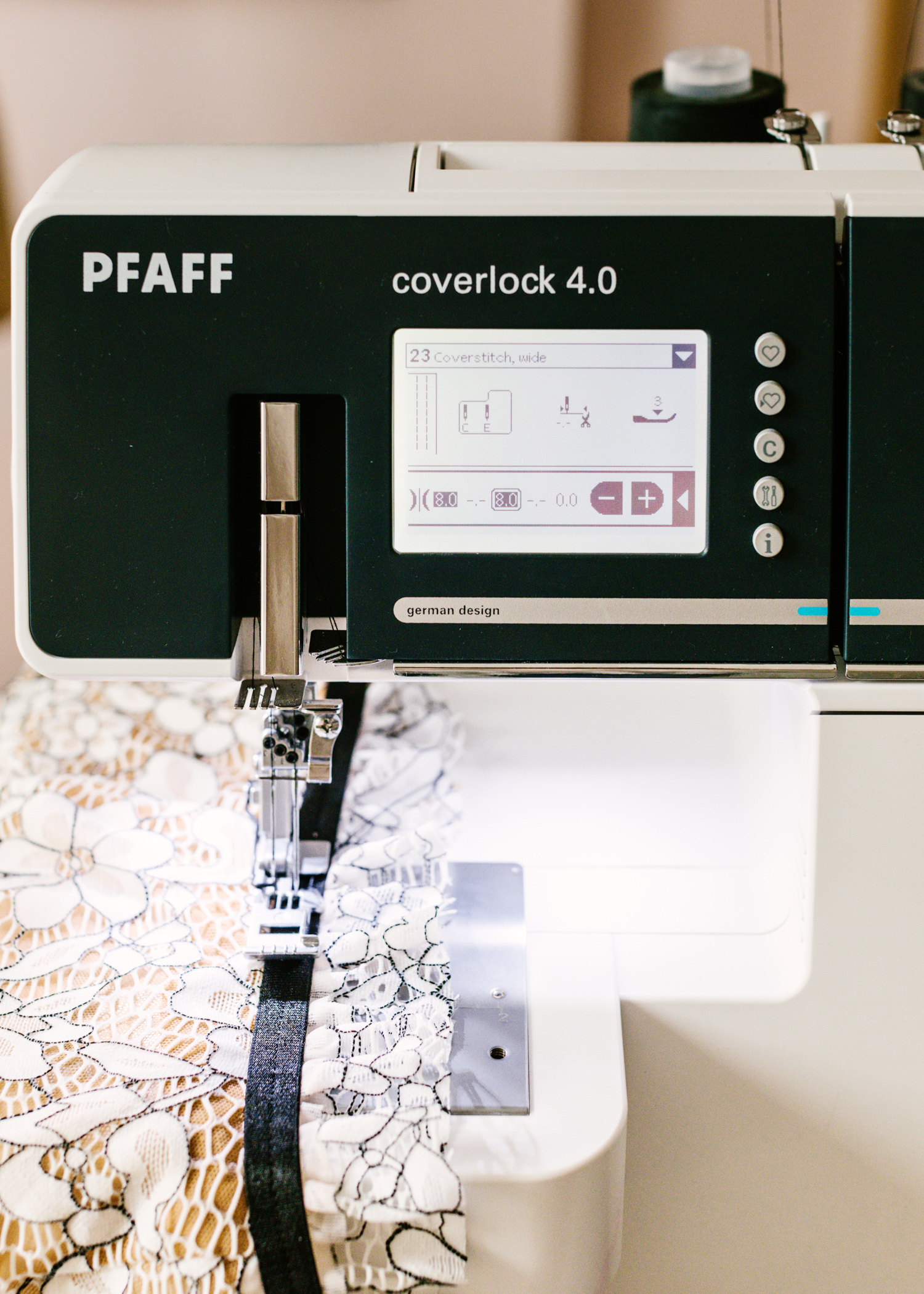 PFAFF coverlock 4 0 Review by Madalynne Intimates + Lingerie