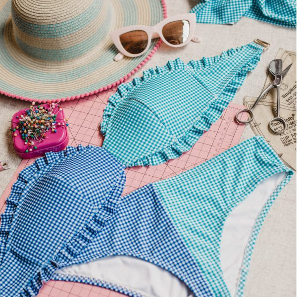 DIY bikini by Madalynne Intimates