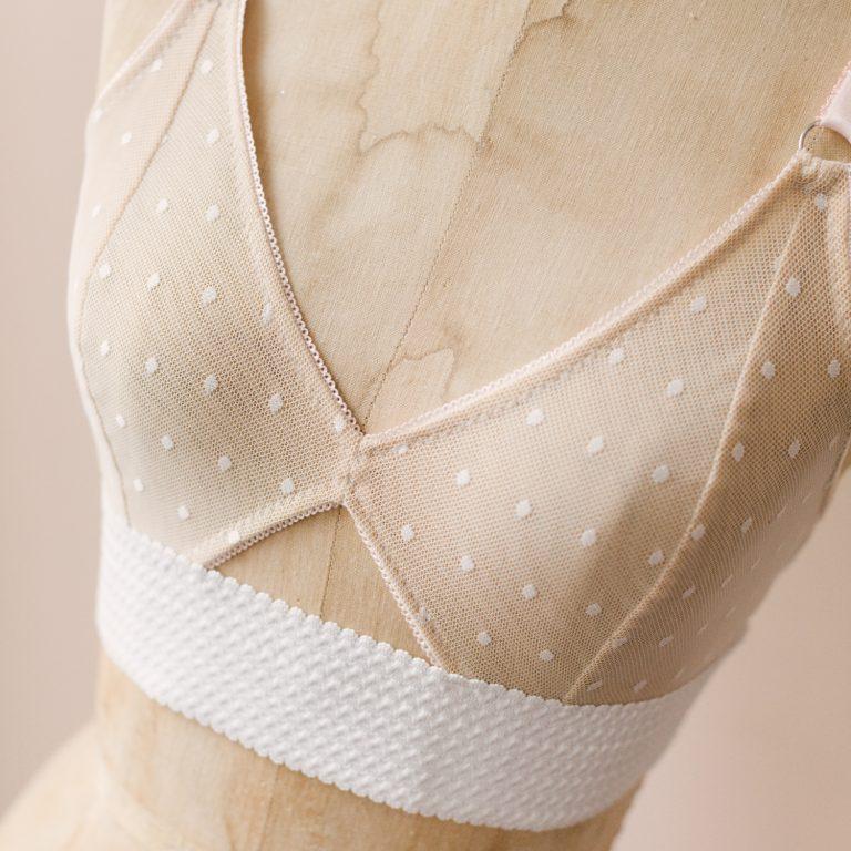 free bra pattern by madalynne