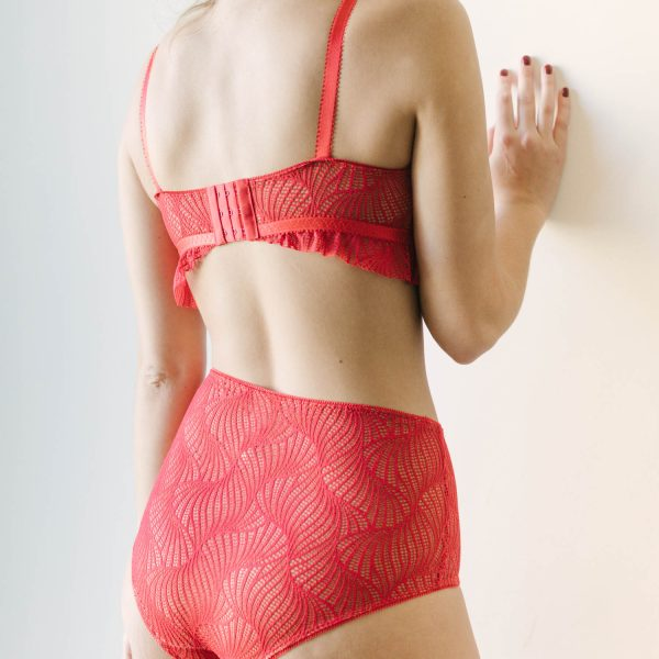 red underwear