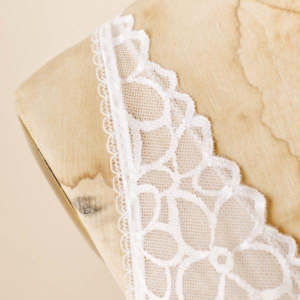 white underwire bra