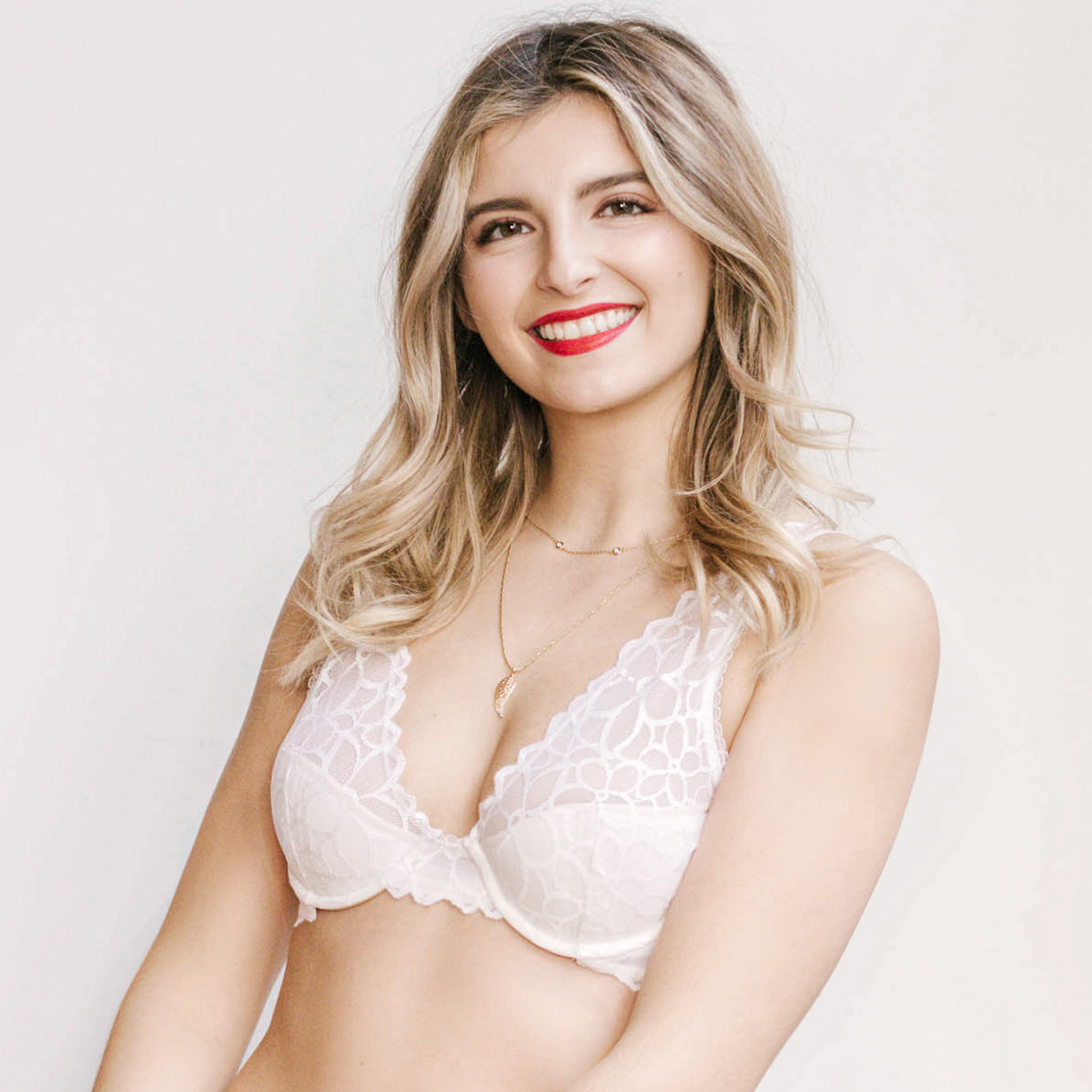 34a71ce5d50bd Lucy Underwire Bra by Madalynne Intimates
