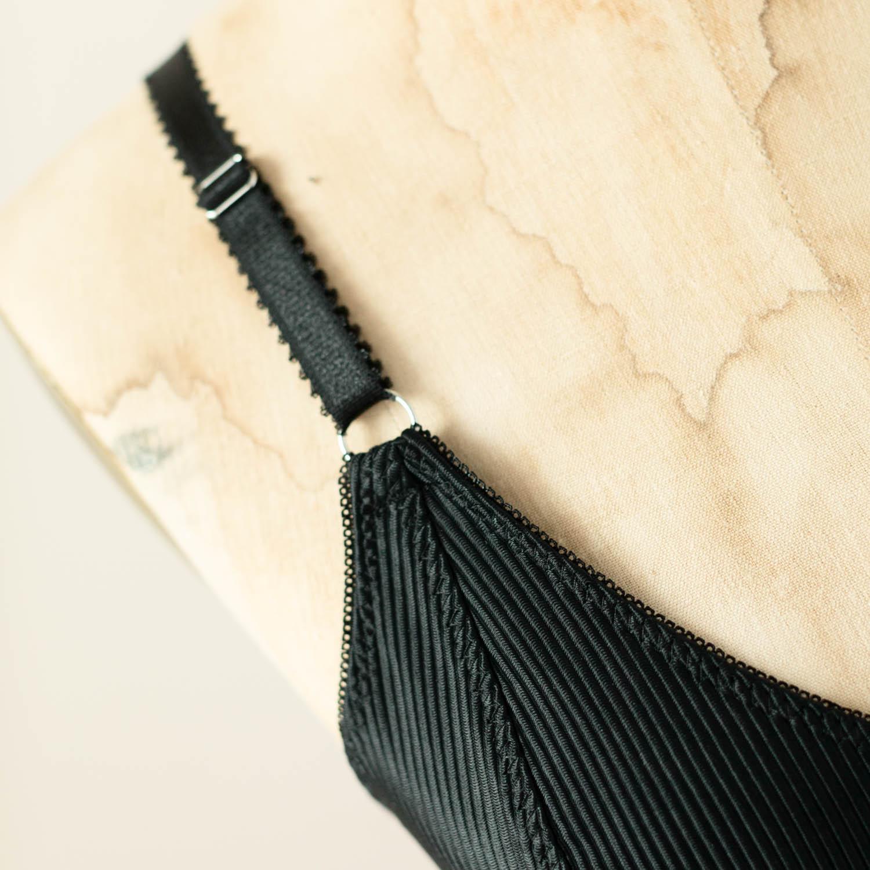 a20de11cee Barrett Sporty Bralette Sewing Kit by Madalynne Intimates. best fitting  bralette