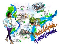 philadelphia city guide by Madalynne Intimates
