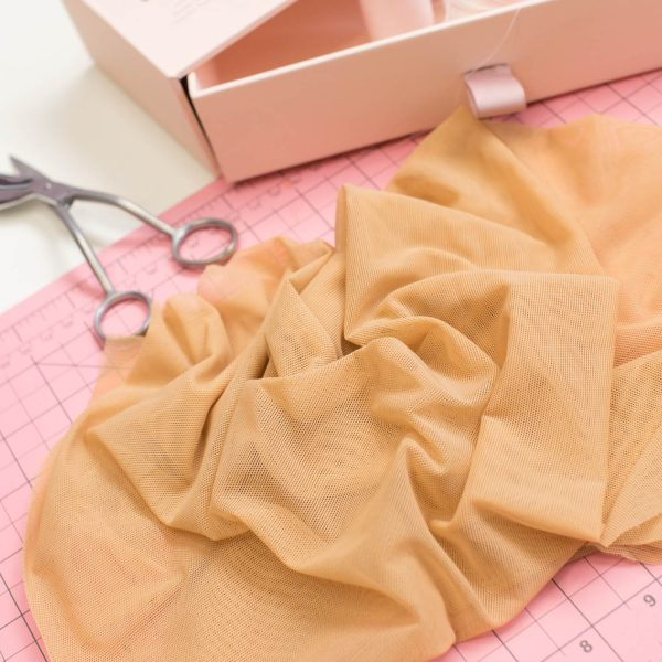 stretch mesh fabric for lingerie sewing
