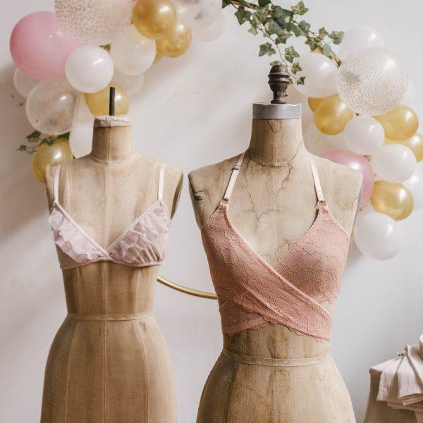 lingerie bachelorette party