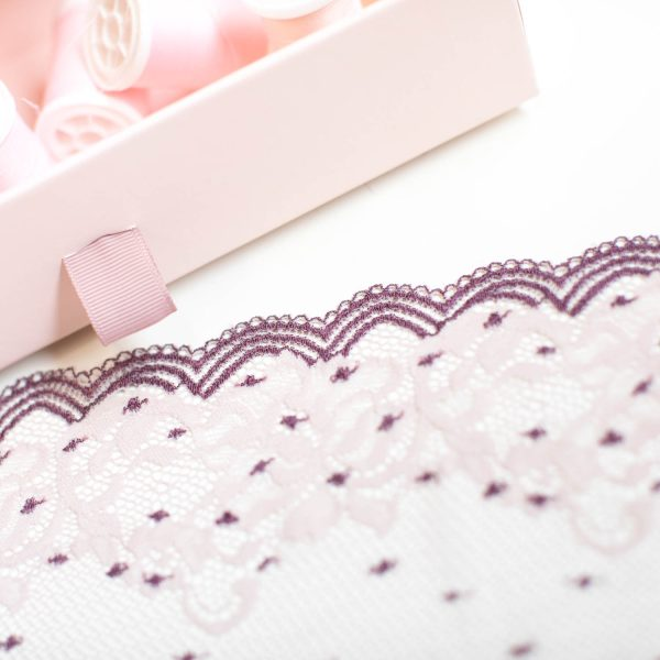 bra making lace by Madalynne Intimates