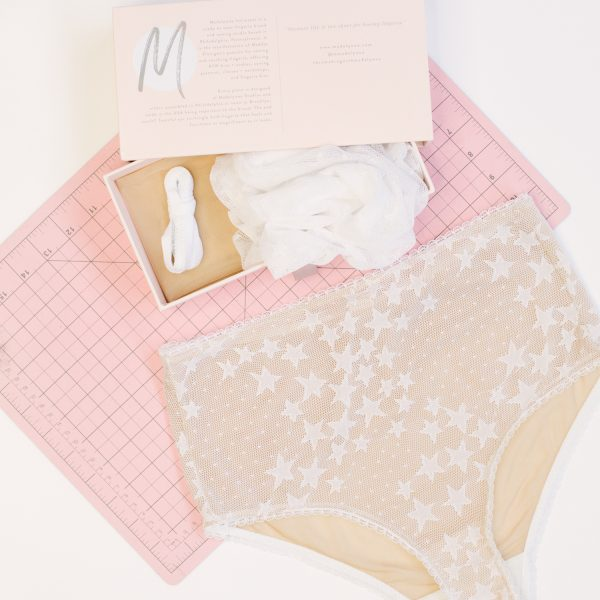 DIY underwear by Madalynne Intimates