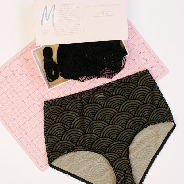 DIY underwear by Madalynne Intimates