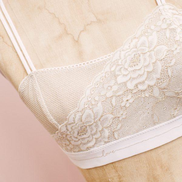 sew easy bralette by Madalynne Intimates