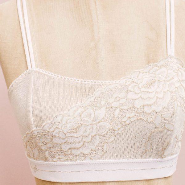 sewing patterns bralette by Madalynne Intimates