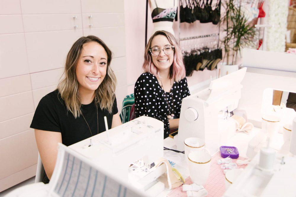 Sewing Philadelphia Madalynne Studios