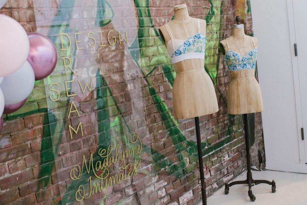 Sewing in Philadelphia - learn to sew at Madalynne Studios