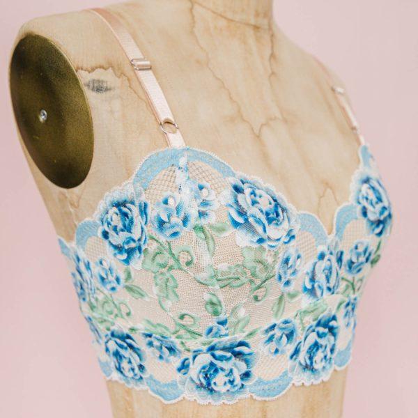 Madalynne Simplicity 8228 lingeie sewing pattern