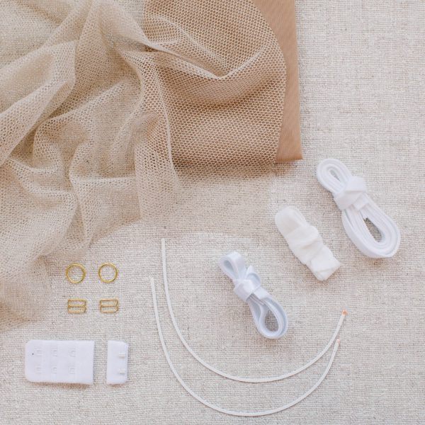 Underwire bra sewing kit by Madalynne Intimates
