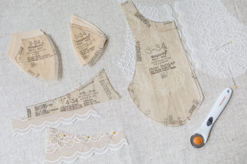 Common pattern alterations for lingerie Madalynne Intimates