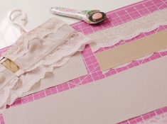 How to cut lingerie fabrics by Madalynne Intimates