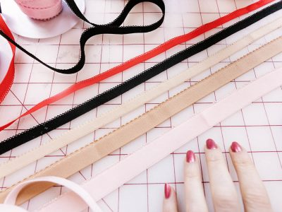 How much should you stretch elastic when sewing by Madalynne Intimates