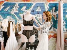 dress forms for lingerie by Madalynne Intimates