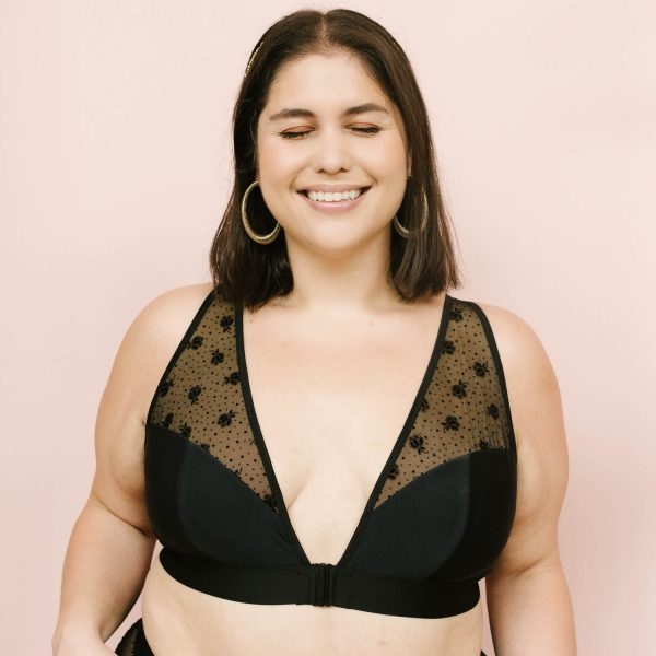 bralette sewing pattern by Madalynne Intimates