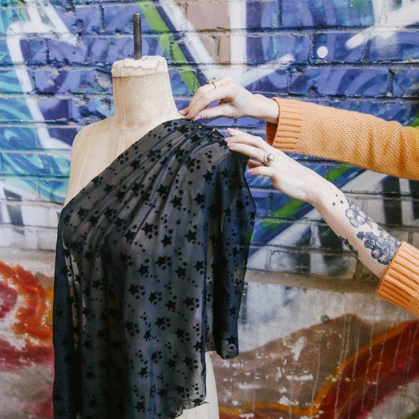 DIY bodysuit kit by Madalynne Intimates