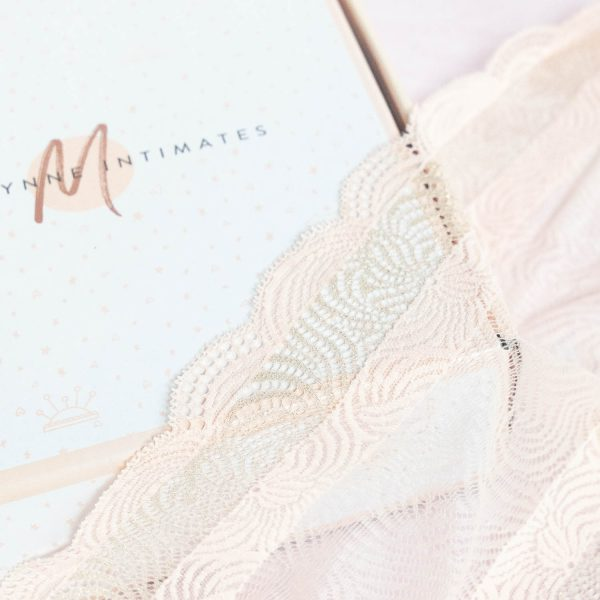 lingerie lace fabric by Madalynne Intimates
