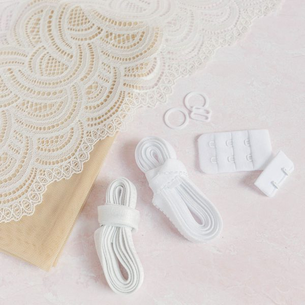 Sierra bralette DIY lingerie kit Madalynne Intimates