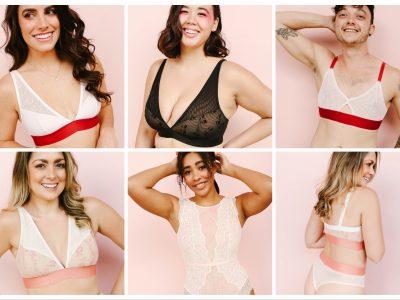 transgender lingerie by Madalynne Intimates