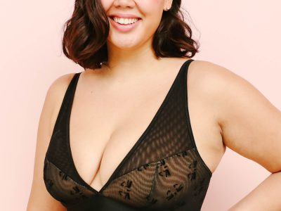plus size lingerie by Madalynne Intimates