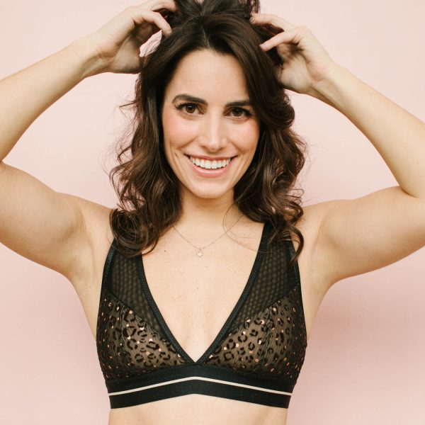 maris bralette + panty by madalynne intimates